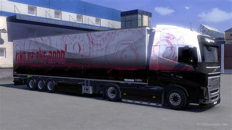 volvo group trucks technology technology skin and trailer for volvo euro truck