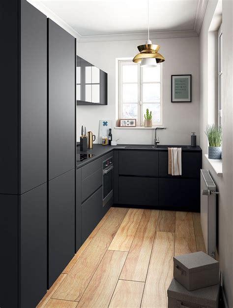 carrelage cuisine blanc et noir beautiful cuisine noir et blanc et bois pictures design