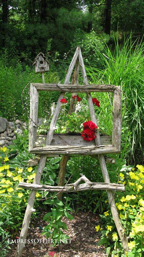 Garden Art Easel Idea Gallery  Empress Of Dirt