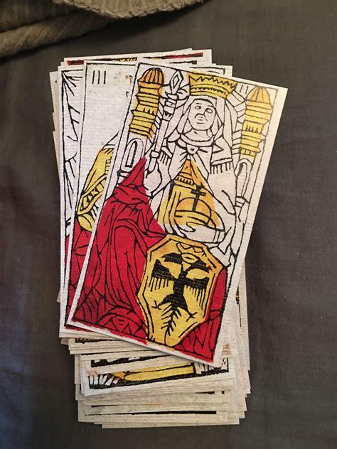 empress card  tarot de budapest tarot sheet