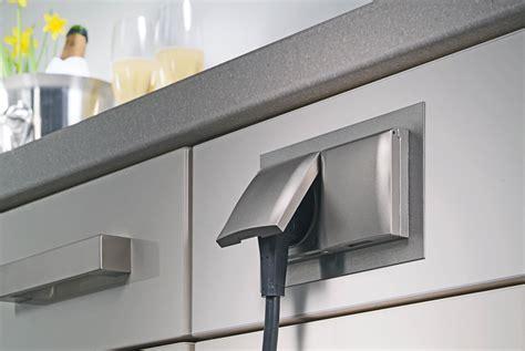 Möbel Einbausteckdose Thebo ST3009 ST/2  17476   Design