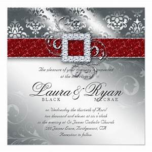 Musings of a bride christmas themed wedding invitation cards for Images of christmas wedding invitations