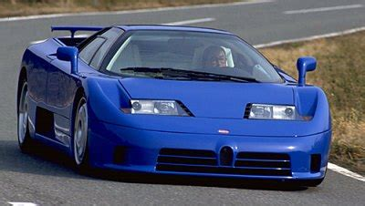 The capacity of the engine is 3499 cc and it delivered an output power of 524 bhp at 8000 rpm and it reached the speed of 62 mph in 4.5 seconds and the top speed is about 213 mph. Bugatti EB110