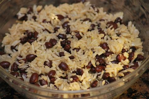 rice and beans my story in recipes black beans and rice