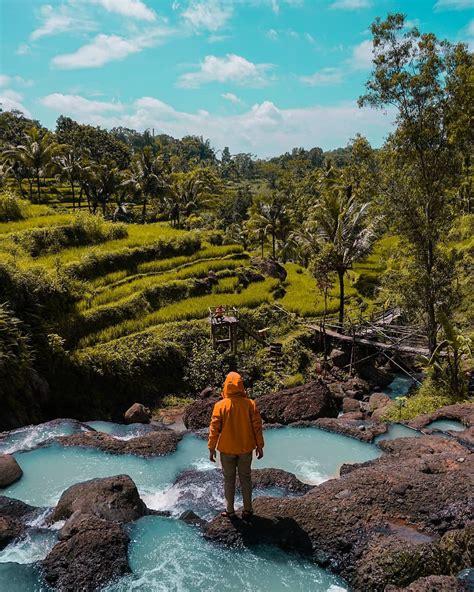 air terjun kedung kandang wisata alami jogja de jogja