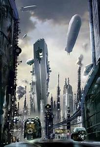 World Of Fantasy And Imagination Which Depict Future ...