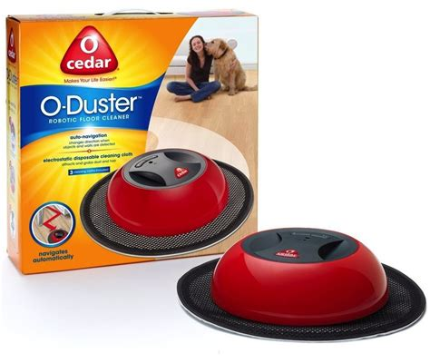 o cedar o duster robotic floor cleaner review the poorman