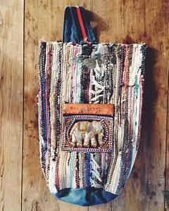 Diy boho yoga mat bag a voir for Tapis de yoga avec canapé karup indie
