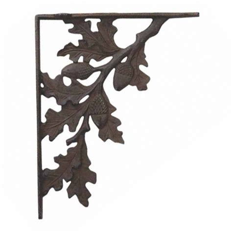 Decorative Metal Corbels by Acorn Bracket X2394