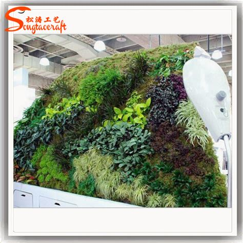 Vertical Garden Cheap by Cheap Artificial Vertical Garden Materials Artificial