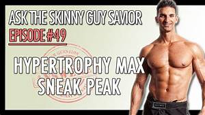 Hypertrophy Max - Sneak Peak Inside Our Bodybuilding Training Program  11 22