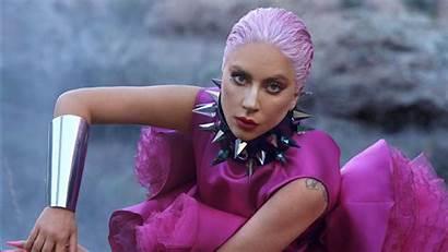 Gaga Lady Chromatica Album Looks Still Wallpapers
