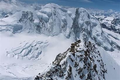 Highest Switzerland Ski Mountaineering France Peak Mountains
