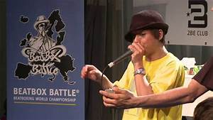 Robeat - Germany ‪- 2nd Beatbox Battle World Championship ...