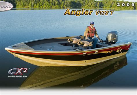G3 Boat Values by Research 2009 G3 Boats Angler V172t On Iboats