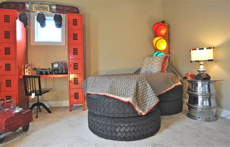 Wheeler Truck Tire Bed
