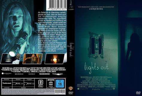 Lights Out Cover lights out german dvd covers