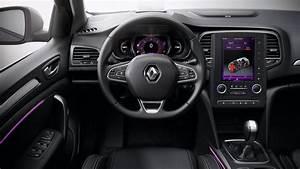 Equipements Megane Berline Renault FR