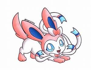 Sylveon Favorite Pokemon DAY18