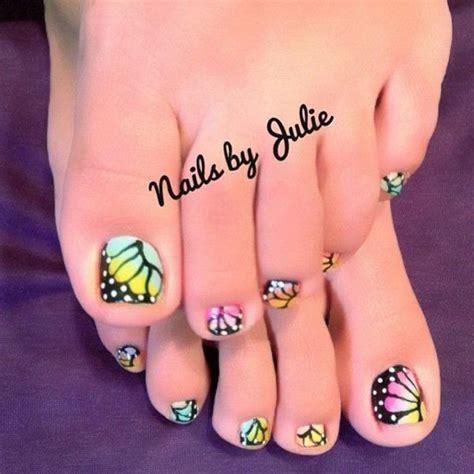 cute toe nail art designs adorable toenail designs