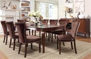 Wood Dining Room Sets Cherry Wood Dining Set Bloggerluv