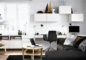 Wohnzimmer Arbeitszimmer Kombinieren Wohn Design
