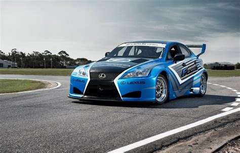 Race Cars by Lexus Is F Race Car Generates 600 Horsepower