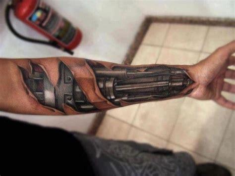 bionic arm tattoo pinterest fans tattoos  body