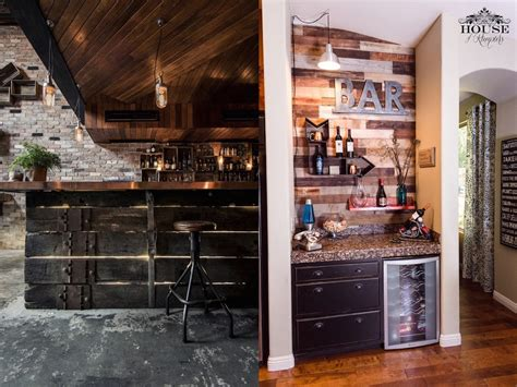 Designs For Homes Ideas by 17 Industrial Home Bar Designs For Your New Home