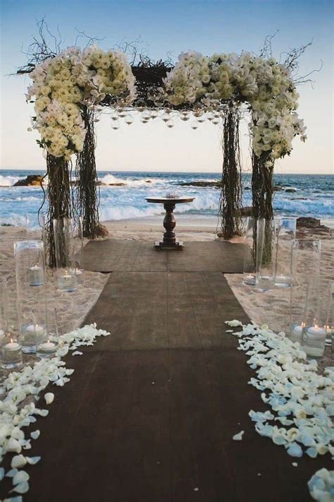 destination beach wedding   cute wedding ideas
