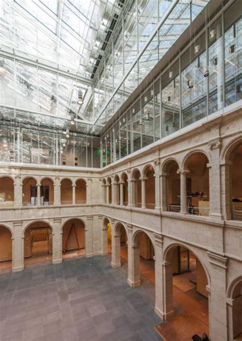 harvard art museums expansion  renzo piano