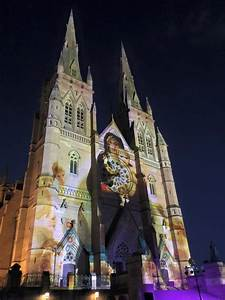 The Lights of Christmas : A Night at St Mary's Cathedral ...