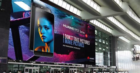 Huawei P20 Camera-centric Flaghsip To Go Official On March ...