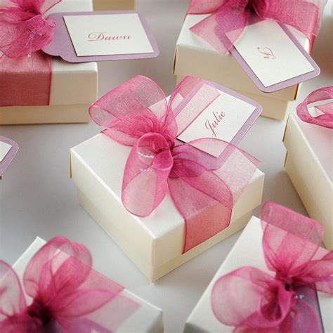 luxury handmade wedding favour boxes uk wedding
