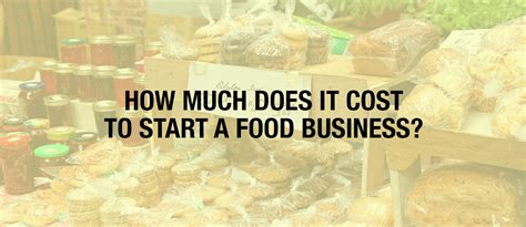 How Much Does It Cost To Get Your Resume Professionally Done by How Much Does It Cost To Start A Food Business Gredio Discover How To Start And Grow Your