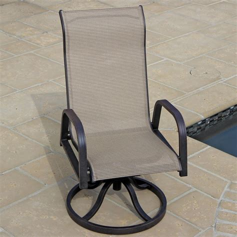 furniture adorable modern swivel patio chairs for