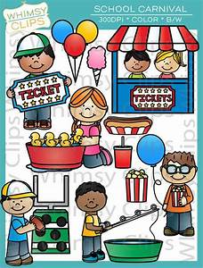 School Carnival Clip Art , Images & Illustrations | Whimsy ...