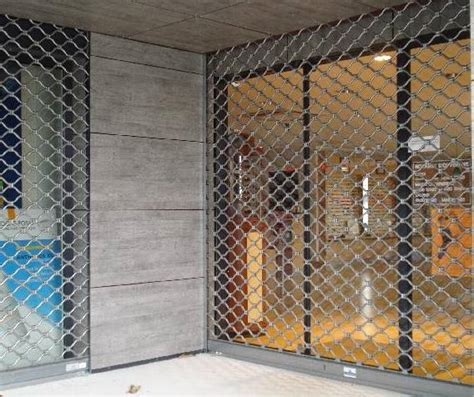 rideau metallique anti effraction portalisa pro produits