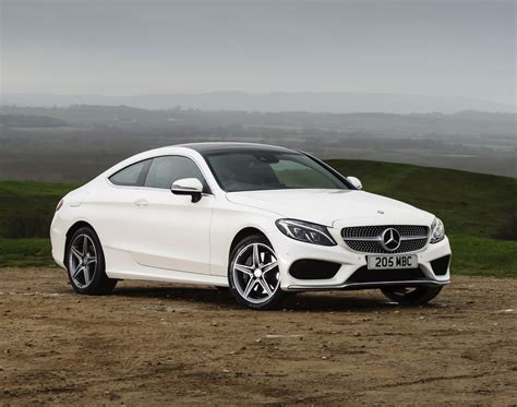 Mercedes C Class Coupe Modification by Mercedes C Class 250d 4matic Amg Line Coup 233 Road