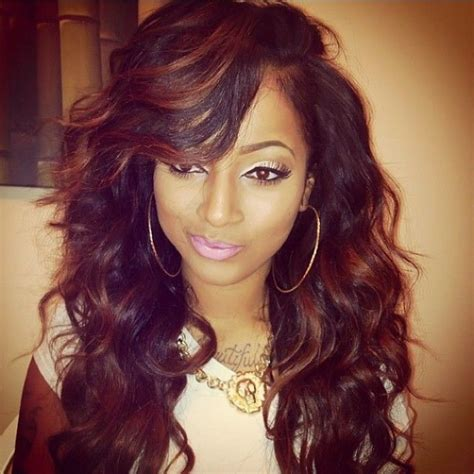Sew In Weaves Hairstyles by Take Kontrol Of Your Hair With Ez Out Weave Say