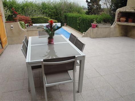 Table De Jardin Aluminium  Bricolage Maison Et Décoration