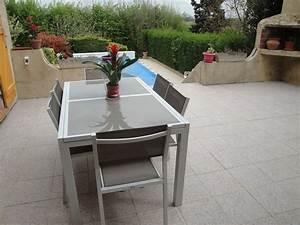 Table Aluminium De Jardin : table de jardin aluminium bricolage maison et d coration ~ Teatrodelosmanantiales.com Idées de Décoration