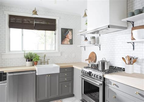 Before And After A Small, Pittsburgh Kitchen Gets A
