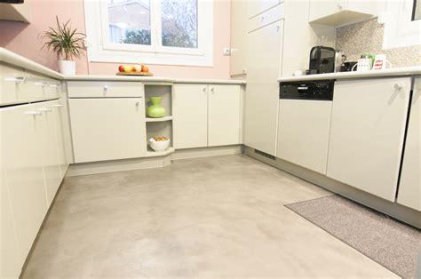 beton cuisine sol cuisine bton cir le bton cir beton cire sol beton