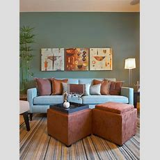 20+ Blue And Brown Living Room Designs, Decorating Ideas