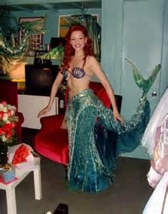Ariel Little Mermaid Broadway Costume