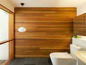 Bathroom Wood Paneling Interior Walls
