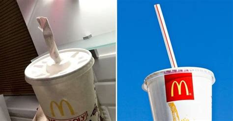 Mcdonald Admits Dirty Little Secret About Paper Straws