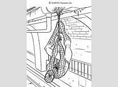 Spiderman's webs coloring pages Hellokidscom