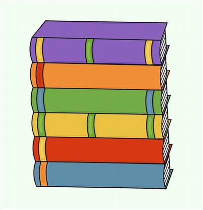 Clipart Stack Books Clip Sweet Cliparts Cards